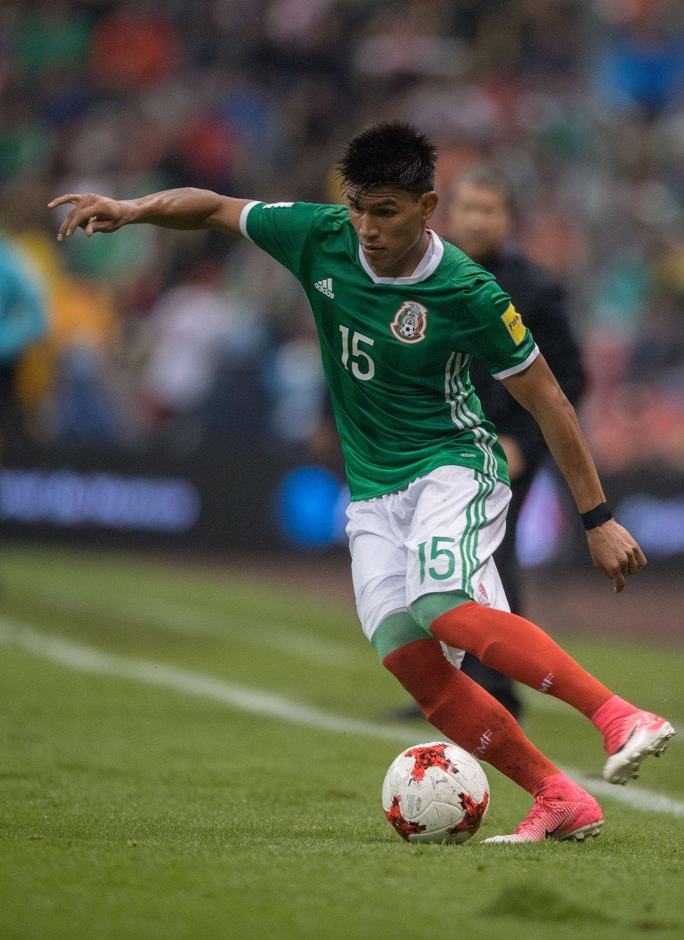 Resultado de imagen para Jesus Gallardo seleccion mexicana
