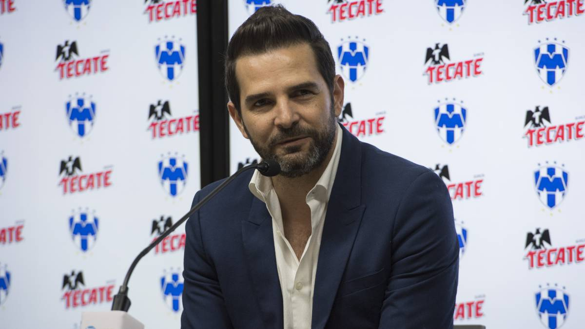 "Duilio Davino: ""Monterrey ilusiona de nuevo"""