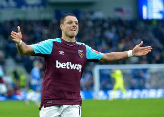 Chicharito sueña con un Premier League a la mexicana