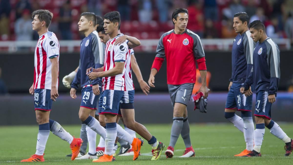 Resultado de imagen para Chivas apertura 2018