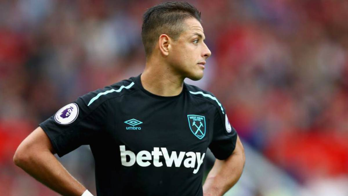 Javier Hernandez, Chicharito, West Ham