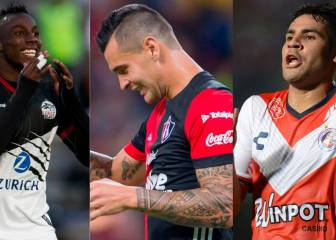Tabla de descenso en la Liga MX, Jornada 9 Clausura 2018