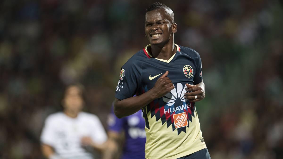Darwin Quintero, de estrella en Santos a la Sub-20 de América