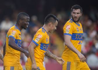 Tigres viaja a Toronto con todo su arsenal disponible