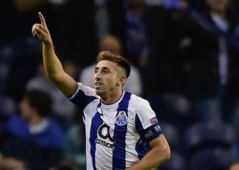Nominan a Héctor Herrera al 11 ideal de Portugal