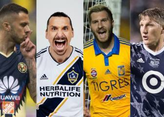 10 cracks de Liga MX vs 10 cracks de MLS