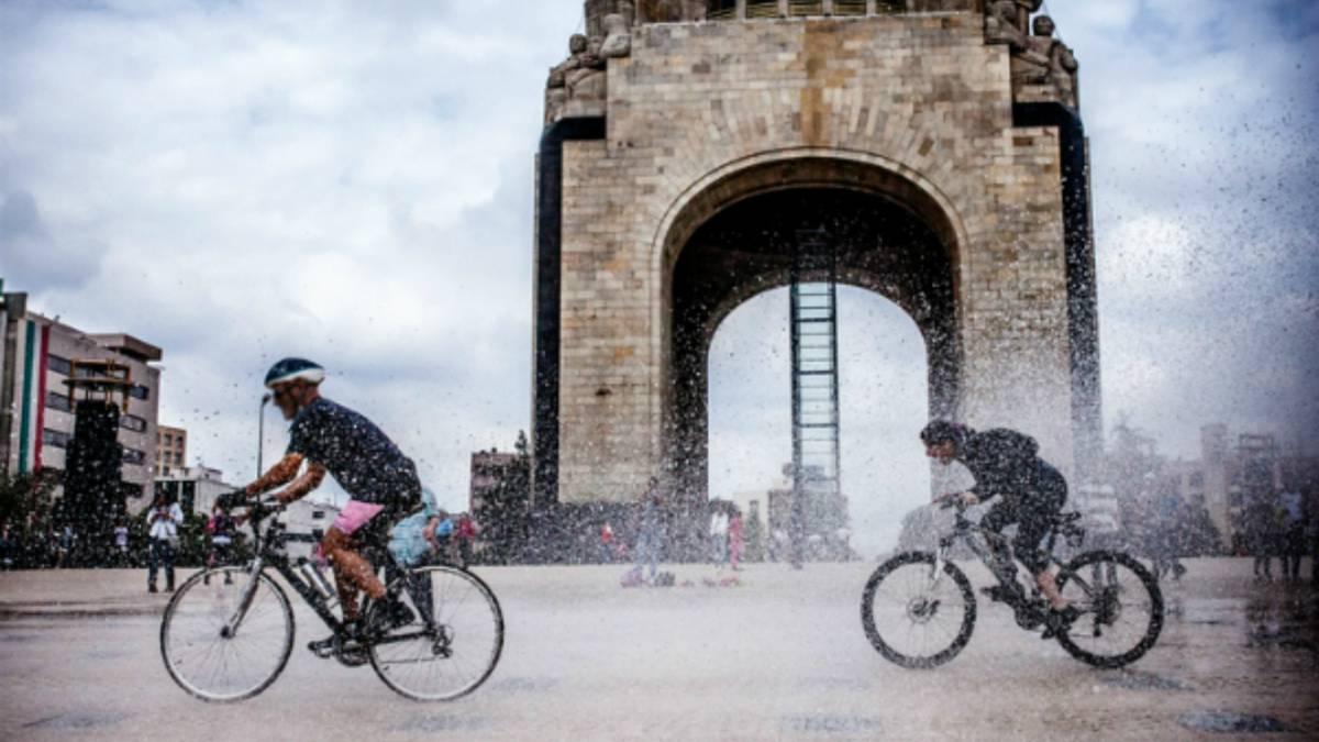 4dd5a9439 La bicicleta y la CDMX  la guía que todo ciclista debe conocer - AS ...