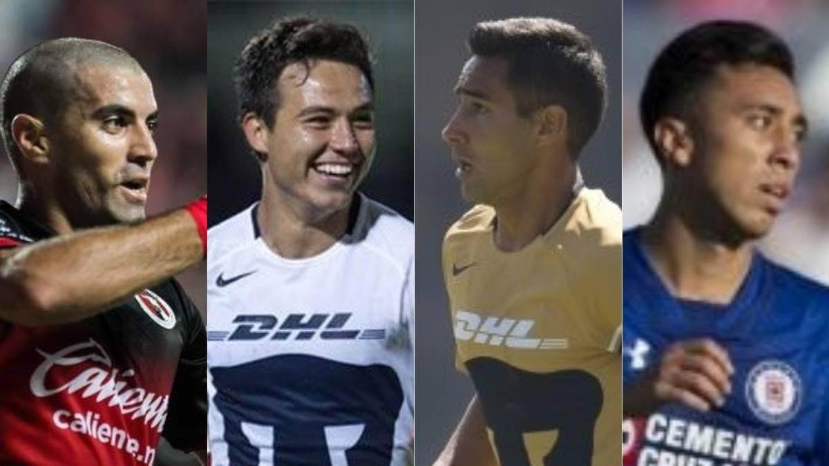 Draft Liga MX  Futbol de Estufa Liga MX Apertura 2018. ¡Rumores ... c8ae0ae9c4804