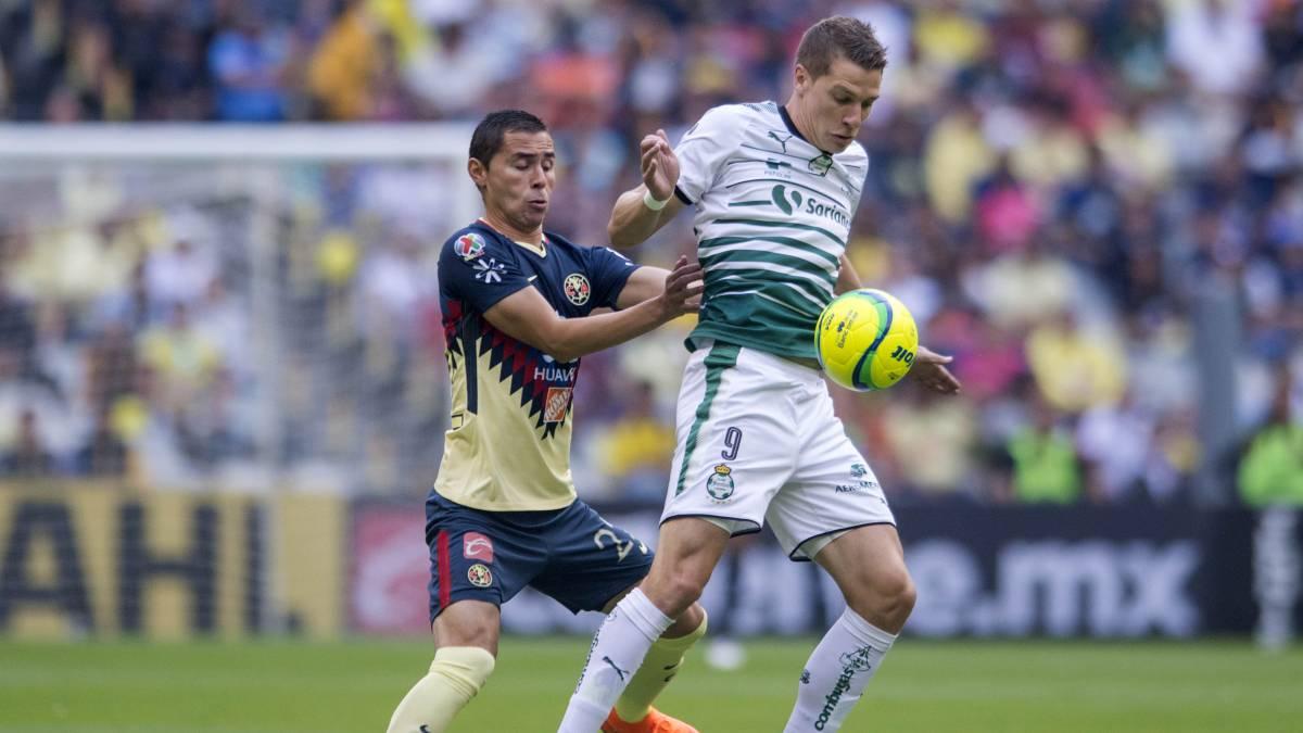9a7aa3833ce América - Santos (2-2)  Resumen del partido y goles - AS México