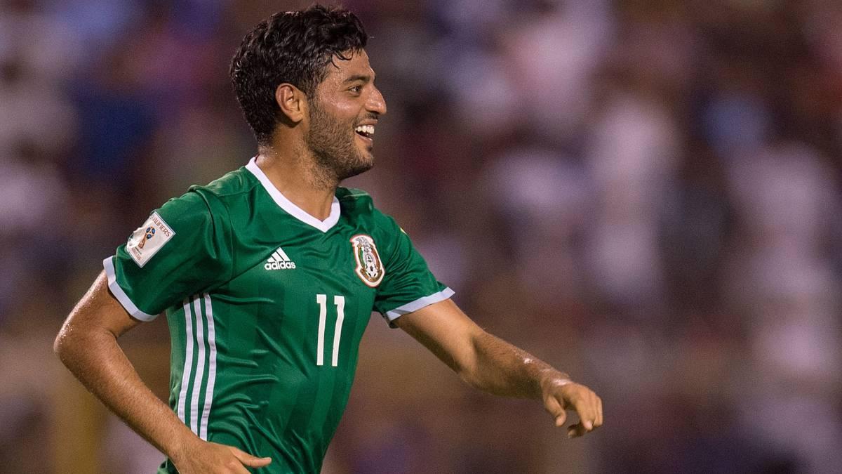 Resultado de imagen para Carlos Vela seleccion mexicana