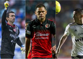 11 ideal de los movimientos que se han dado en la Liga MX