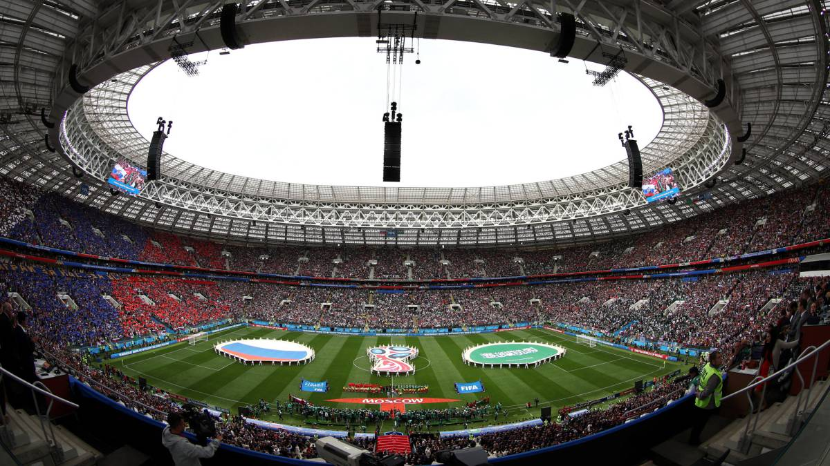 Russia v Saudi Arabia: Group A - 2018 FIFA World Cup Russia