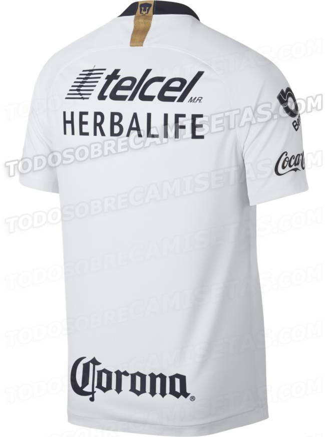 34b673a25 Liga MX  Se filtra posible camiseta de Pumas para el Apertura 2018 ...