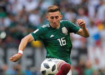 Lopetegui, DT del Real Madrid, quiere a Héctor Herrera