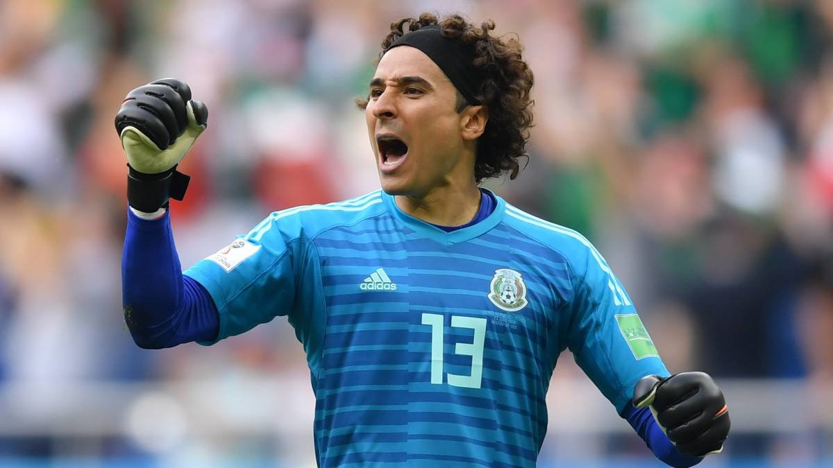 Image result for guillermo ochoa