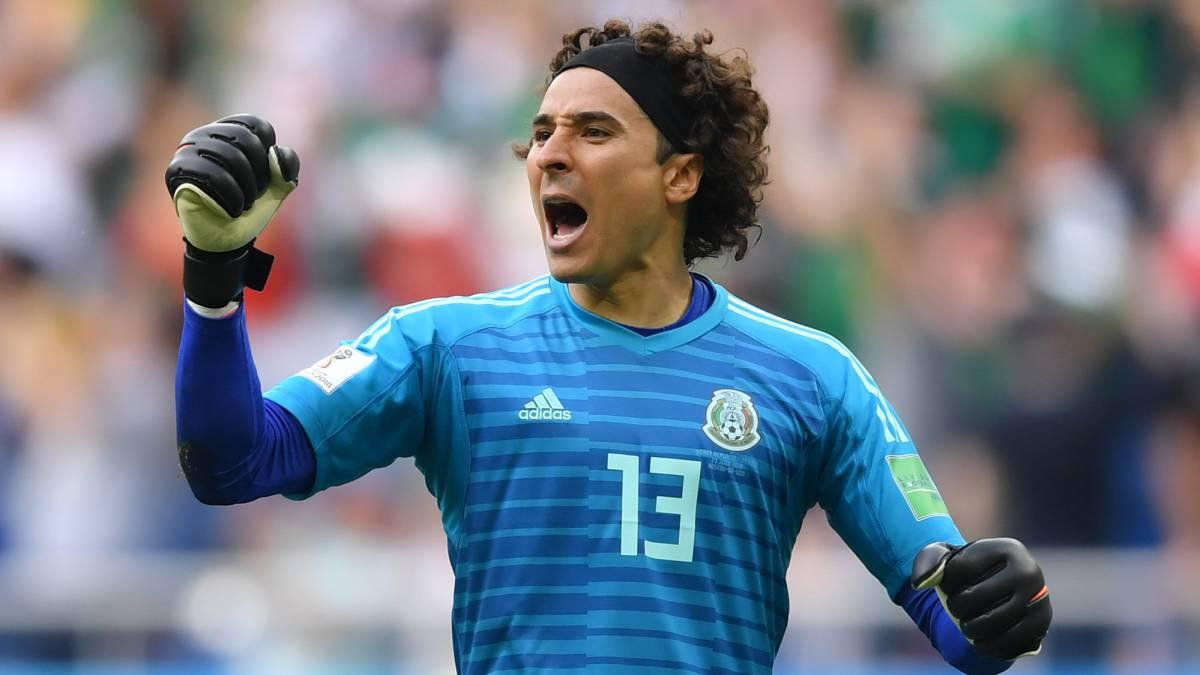 Guillermo Ochoa estaría en la mira de la Fiorentina - AS México