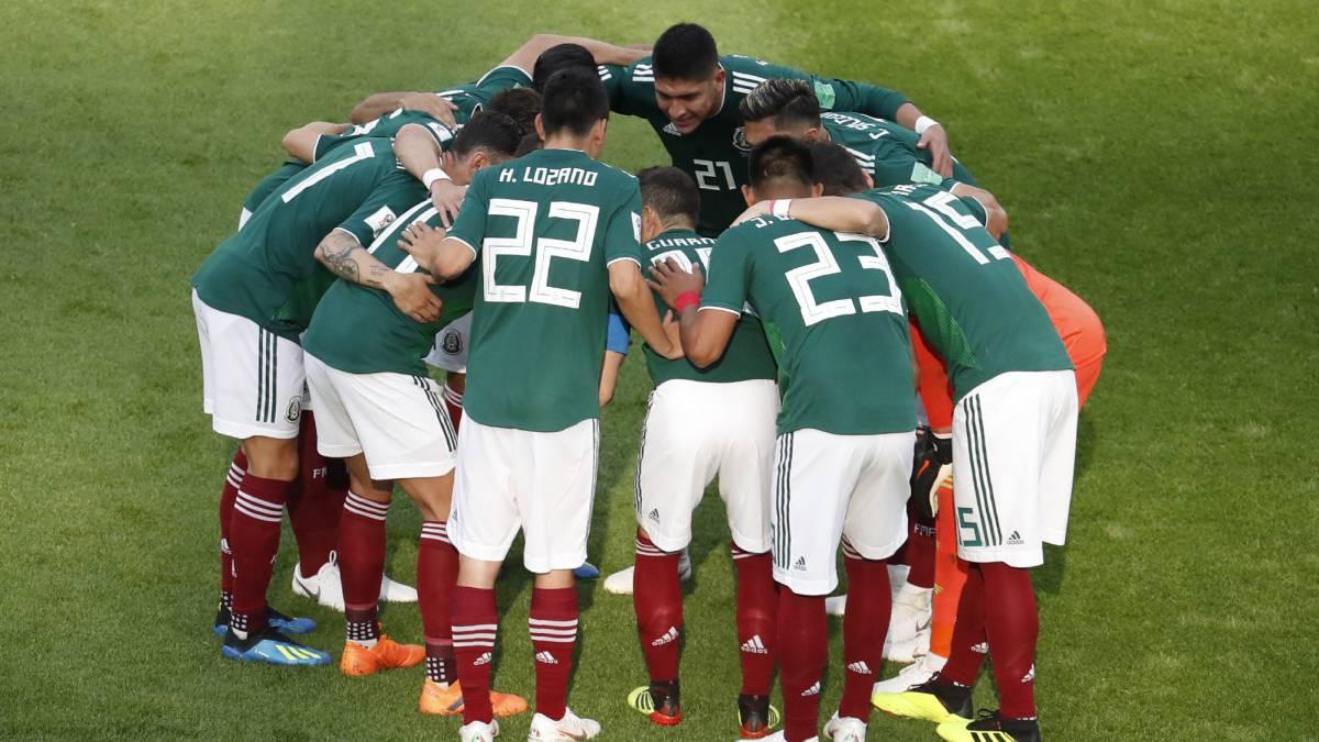 62743ab034f6 Los posibles cruces de México en los Octavos de Final del Mundial 2018.  Selección Mexicana ...