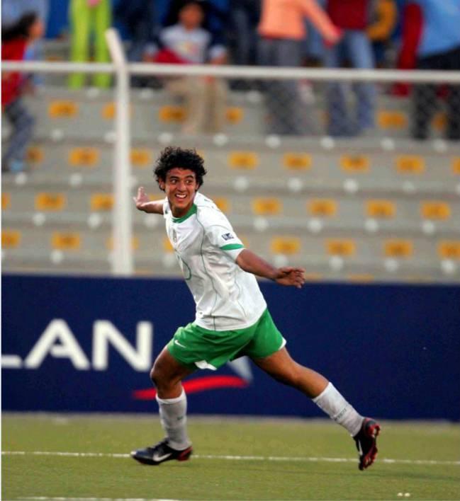 Carlos Vela, Mundial Sub-17 2005