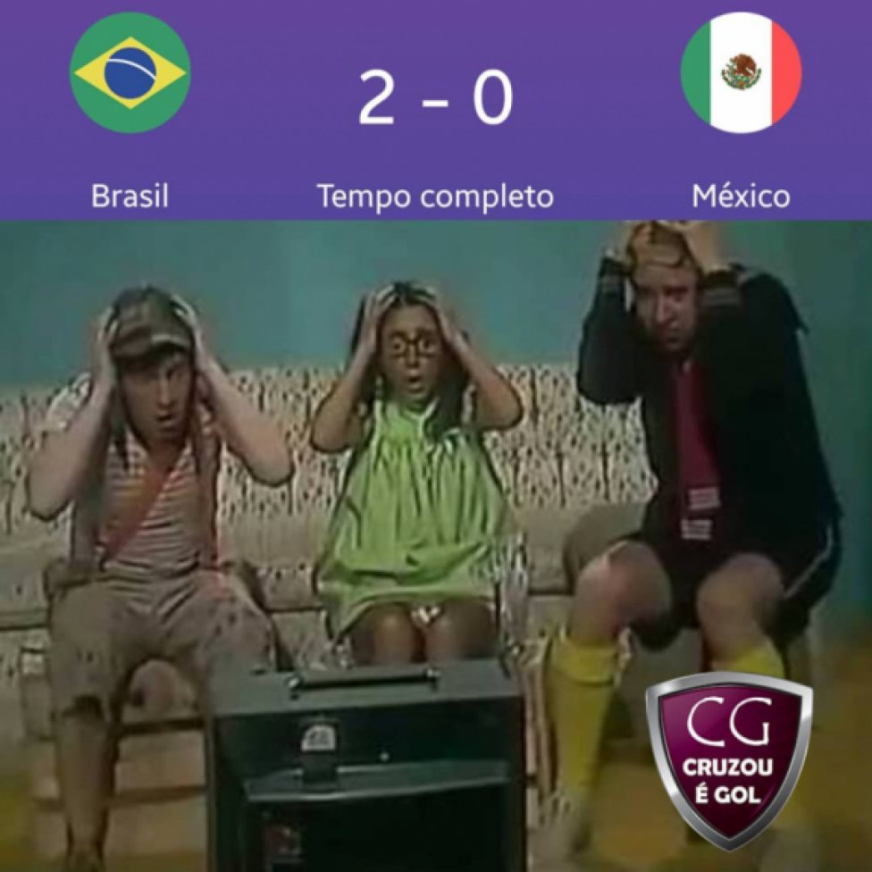 En Brasil Atizan A Mexico Con Memes Del Chavo Del Ocho As Mexico