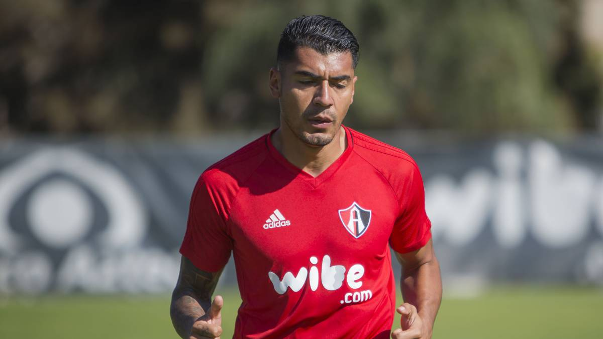 Jefferson Duque vuelve al Atlas por su revancha