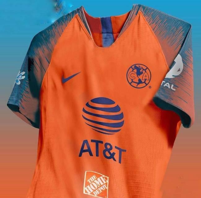 0e2bf1ac1 Circula en redes supuesta nueva playera de América - AS México