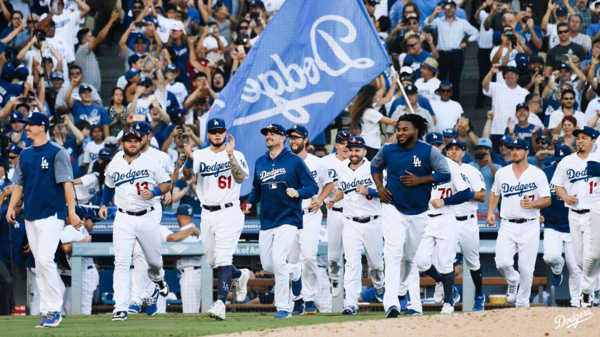 Dodgers son favoritos para llevarse la serie ante Braves