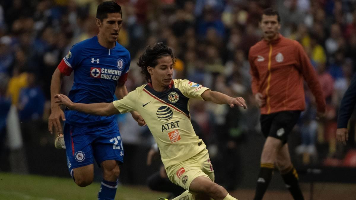bd18ce28abf Cruz Azul vs América (0-0)  Resumen del partido - AS México