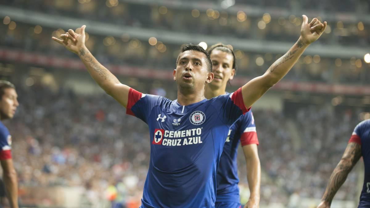 3c1a218f7 Monterrey – Cruz Azul (0-2)  Resumen del partido y goles - AS México