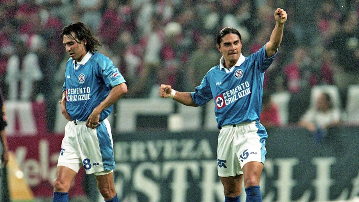 Los momentos de Juan Francisco Palencia Con Cruz Azul