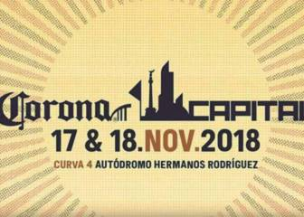 Corona Capital: TV, horarios, cartel, bandas y artistas