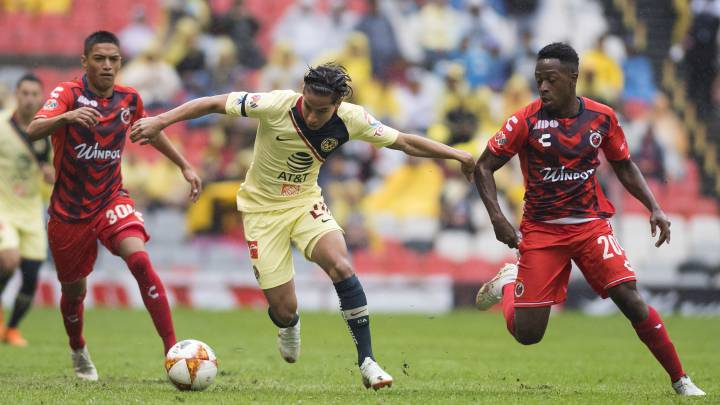 América - Veracruz, cómo y dónde ver; horario y TV online - AS México