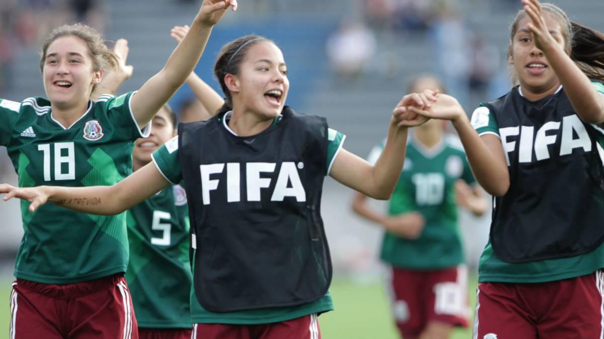 México – España Mundial Sub-17 Femenil, cómo y dónde ver; horario y TV online