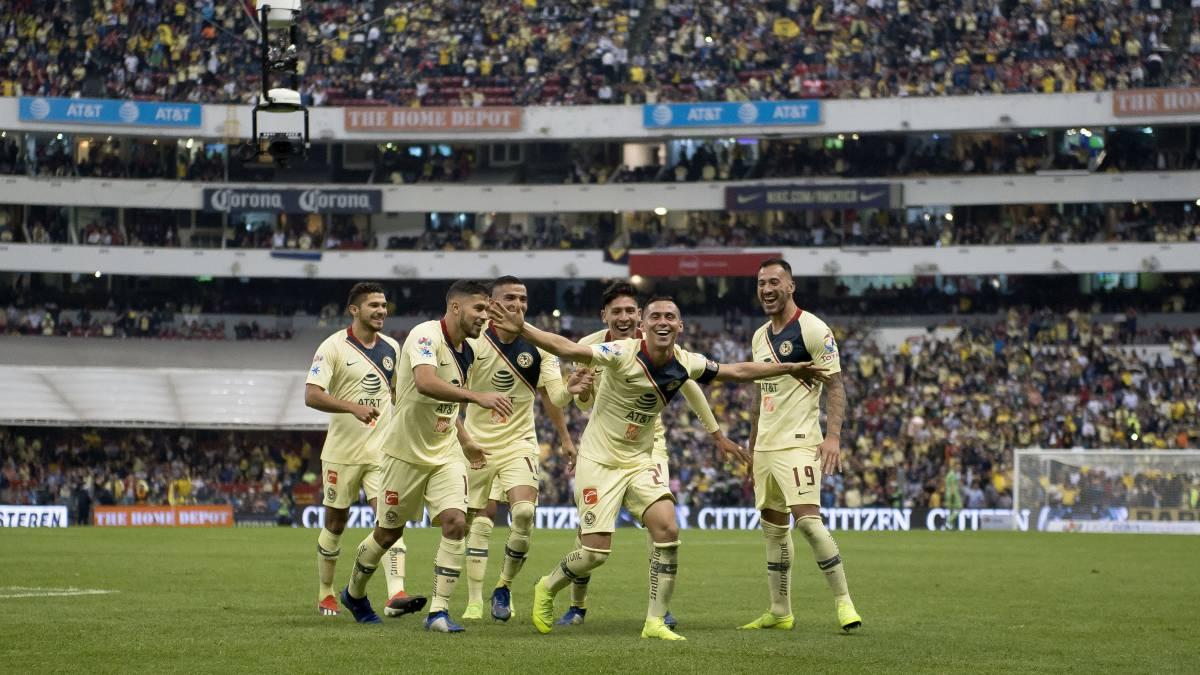 b3b0637ff América - Toluca (3-2)  Resumen del partido y goles - AS México
