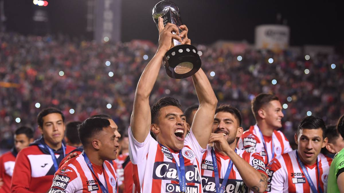 Atlético San Luis, Final Ascenso MX