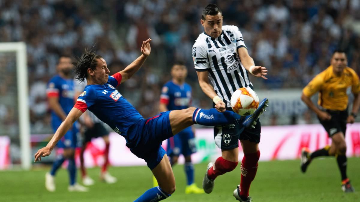 43295122628f9 Monterrey vs. Cruz Azul