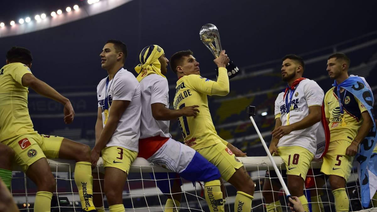 55f5c61bbed Cruz Azul – América (0-2)  Resumen