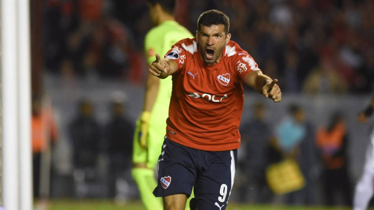 Emanuel Gigliotti no ha sido registrado con Toluca