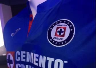 Los nuevos uniformes de Cruz Azul 7f30d90c4ae42
