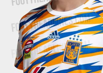 Circula posible tercer uniforme de Tigres para el Clausura 2019 4f0caad01fb87