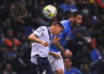 d4fb236f347 Puebla – Cruz Azul (1-1)  Resumen del partido y goles
