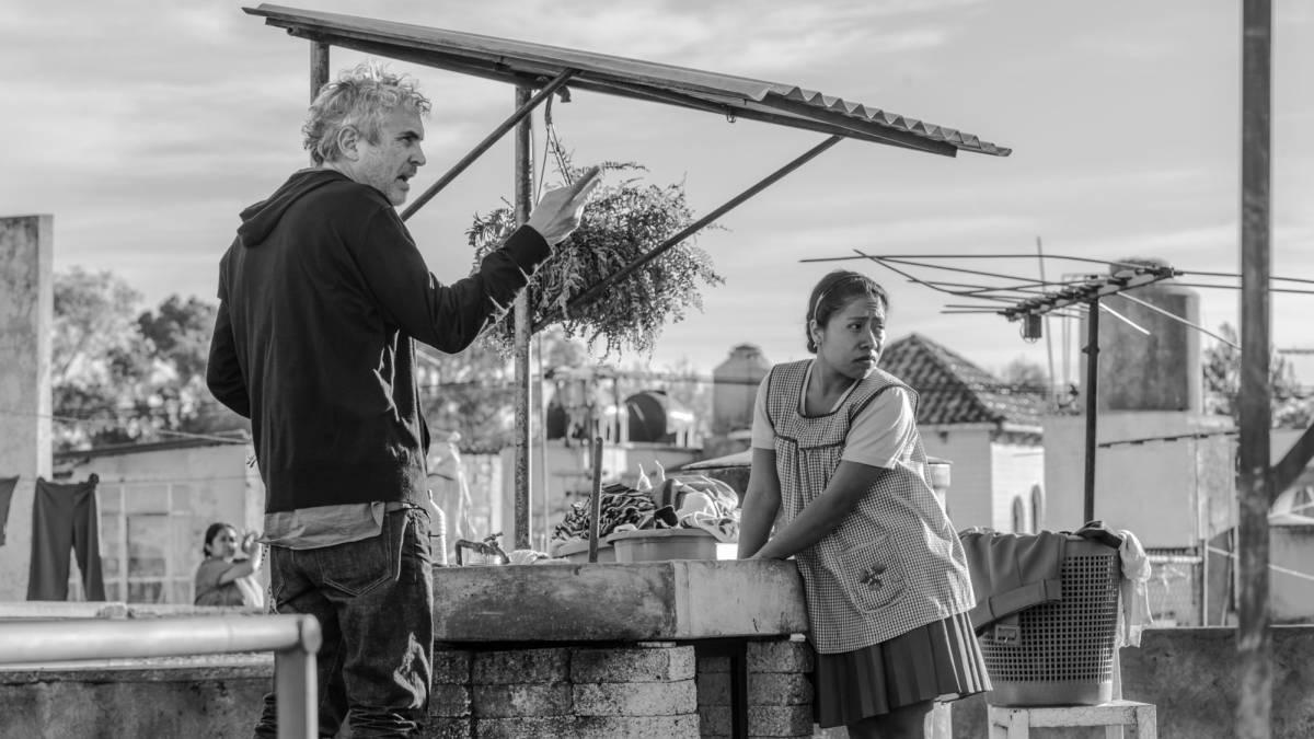Los problemas que tuvo Alfonso Cuarón para grabar Roma