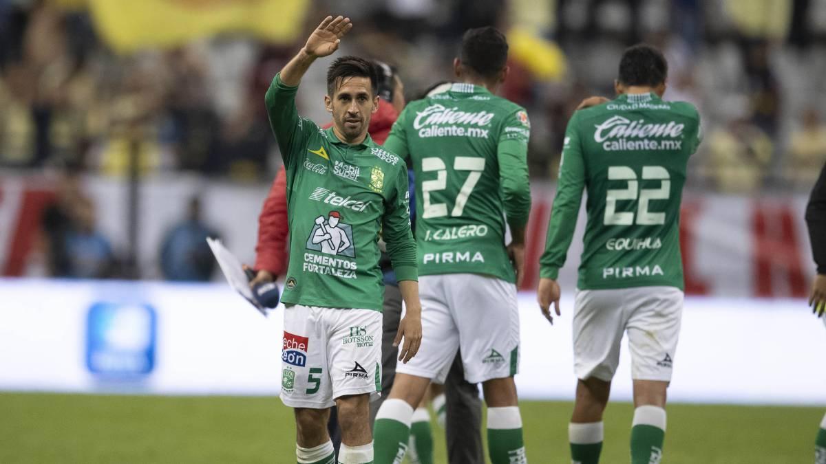 América – León (0-3)  Resumen del partido y goles - AS México aca81c3c6ef5d