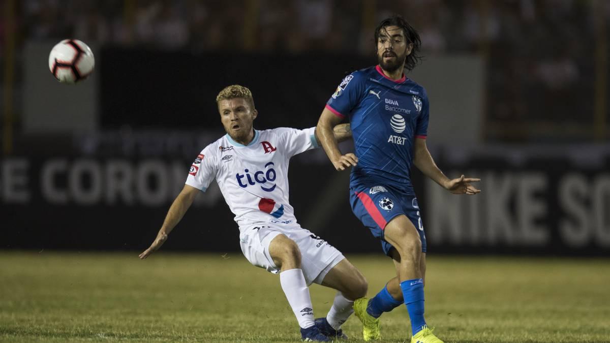 Alianza – Monterrey (0-0)  resumen del partido - AS México b0f0ff0bdf79a