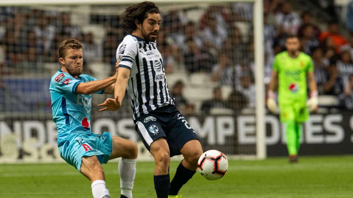 4d4052d516497 Monterrey – Alianza (1-0)  Resumen del partido y gol - AS México