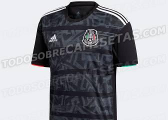 El  Tri  estrenará uniforme en la próxima Fecha FIFA. SELECCIÓN MEXICANA 4de1a8ef79b8d