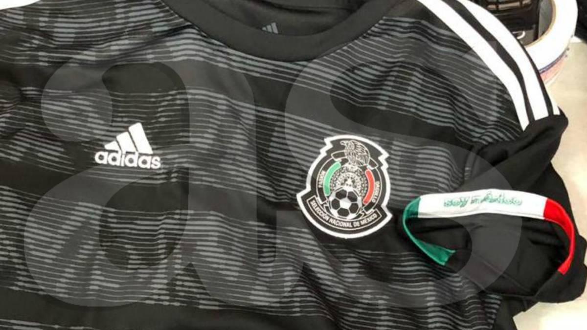 cac9a62c4b330 Selección Mexicana regresará al jersey negro en Copa Oro - AS México