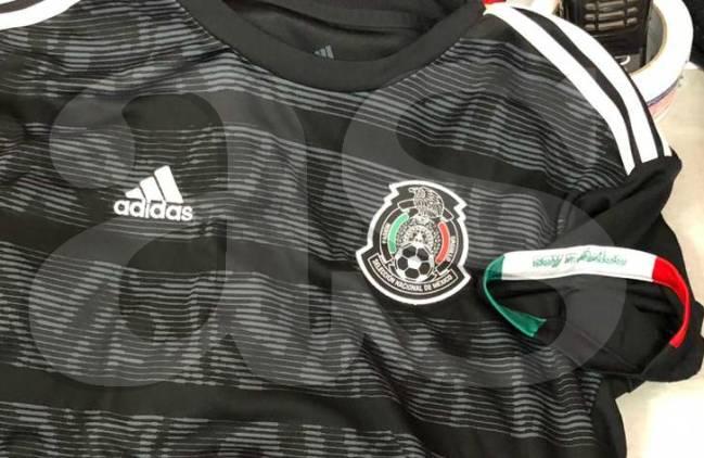 6b53a8686e826 Selección Mexicana regresará al jersey negro en Copa Oro - AS México