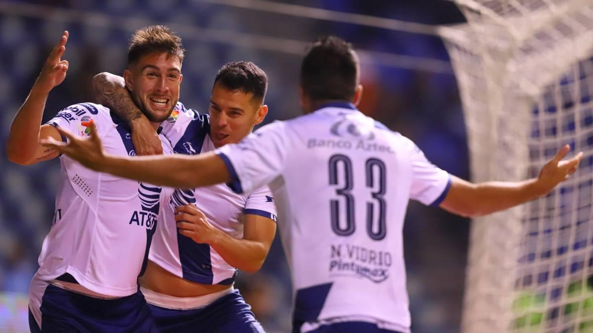 a9d4356bb1026 Puebla - Pumas en vivo  Liga MX