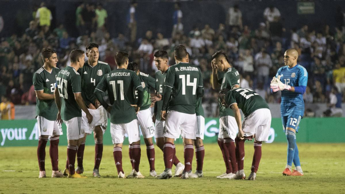 522674f74bf51 La Selección Mexicana ya está en San Diego para enfrentar a Chile ...