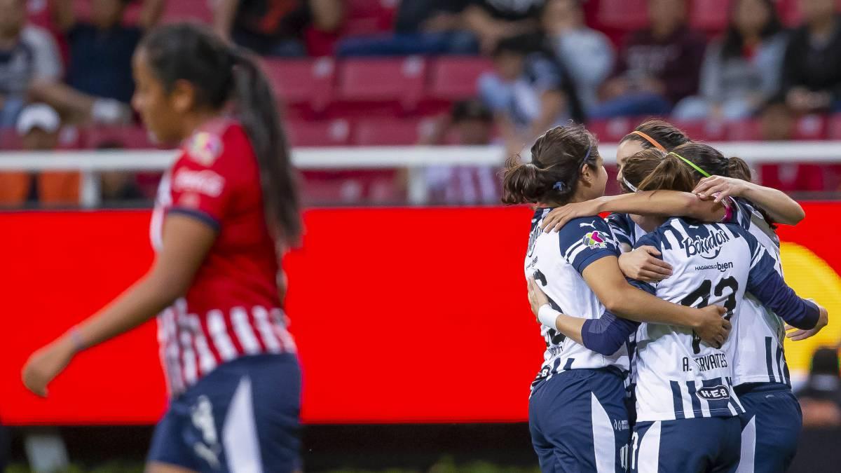 85a38baea09c1 Partidos y resultados de la fecha 13 de la Liga MX Femenil - AS México
